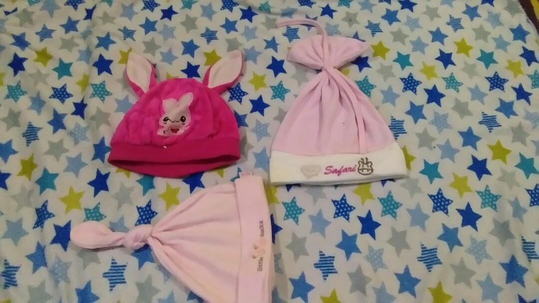 Topi bayi new bron