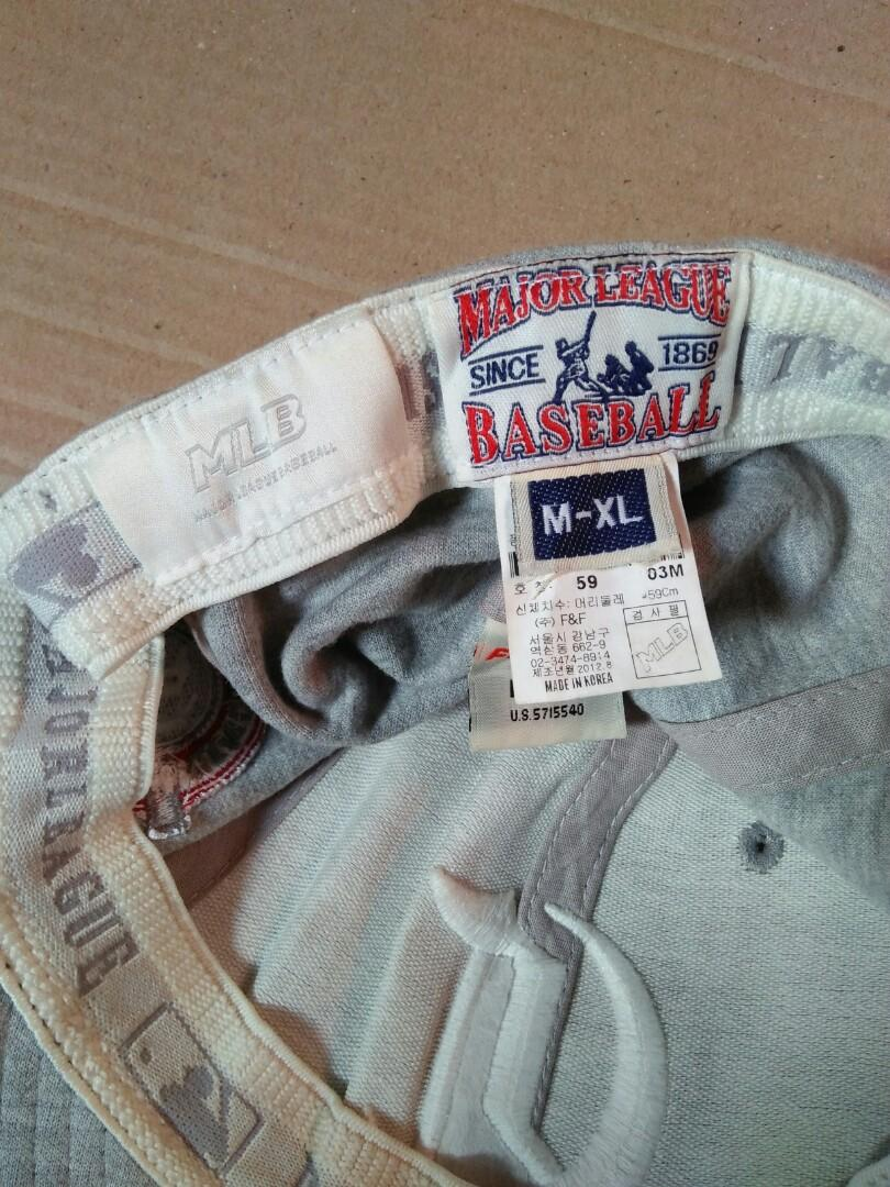 Topi MLB/Baseball CINCINNATI REDSTOCKINGS original Flexfit U.S Patent Est.1869 Limited edition/rare Vintage authentic size: M-XL (dewasa) Unisex Kondisi 97% sangat mulus