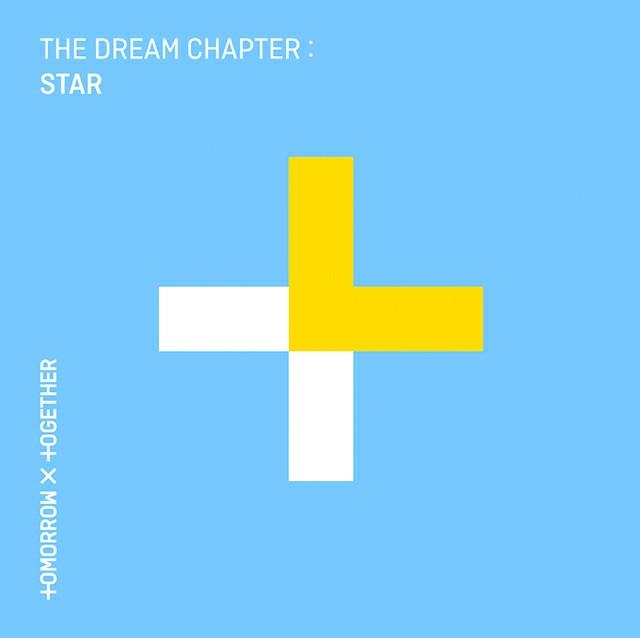 TXT Debut album The Dream Chapter: STAR with yeonjun and soobin pc