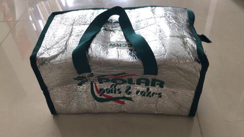 Used once thermal bag
