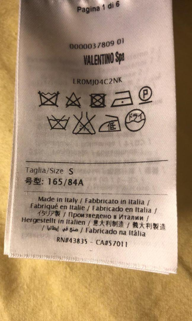 Valentino 春季連身裙