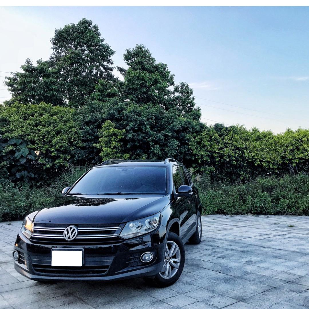 福斯/Volkswagen,Tiguan,2000cc,2012款