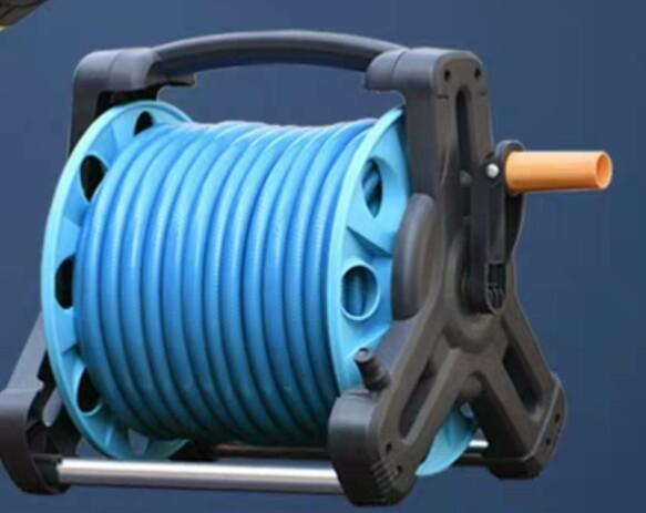 Water hose assembly for washing car or gardening.