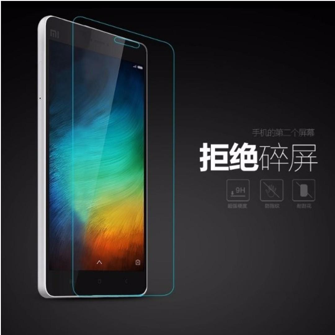 Xiaomi Mi4i Redmi 1S Note 3 2 1 Mi Note Tempered Glass SP