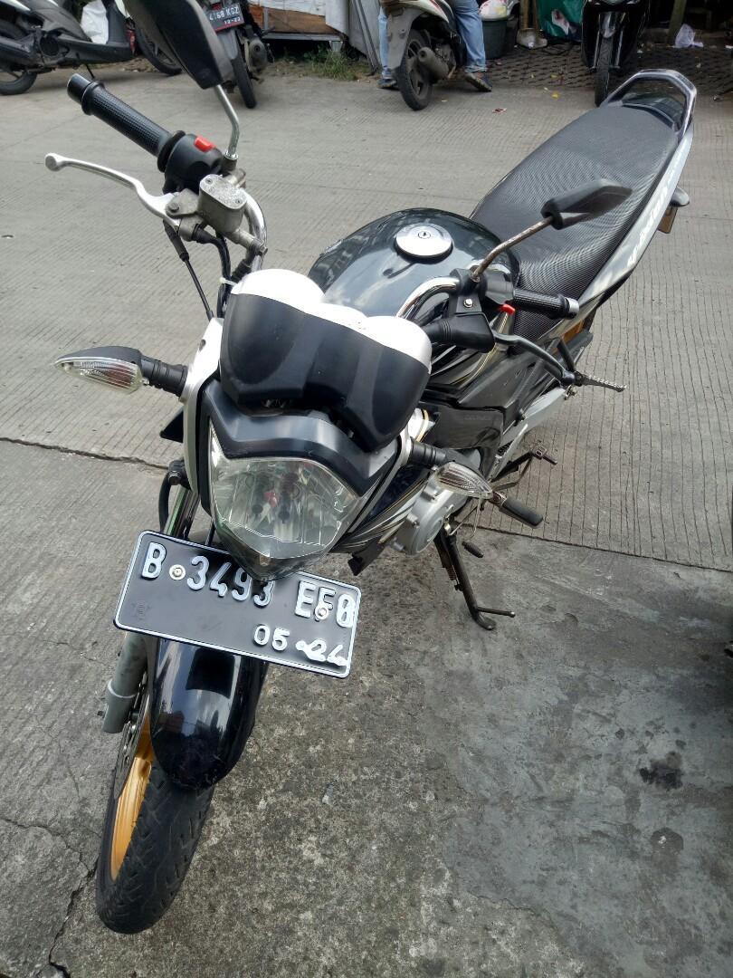 Yamaha vixion 2014 pajak panjang