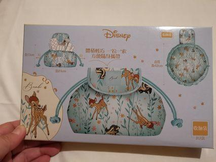 7-11 Disney Cosmetic pouch