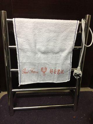 浴室 廚房電乾毛巾不銹鋼格 全新