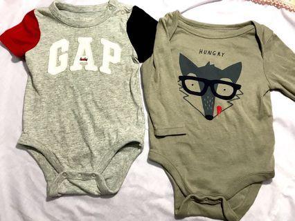 Baby Gap boy's romper/jumper suit