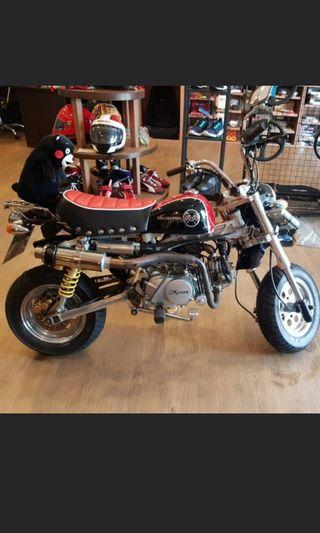 Monkey Bike Replica (Le Man Pro 125cc)