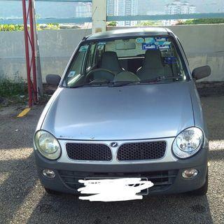 Perodua Kancil 660cc (Urgent RM 3100)