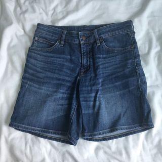 Muji Denim Shorts