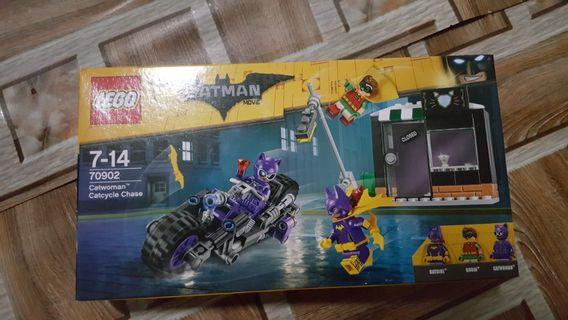 Lego batman movie set