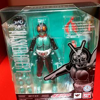 SHF 幪面超人 舊 一 1號 一隻 全新未開封 行版 Kamen Masked Rider Kamen Rider 1 元祖 假面騎士 1号