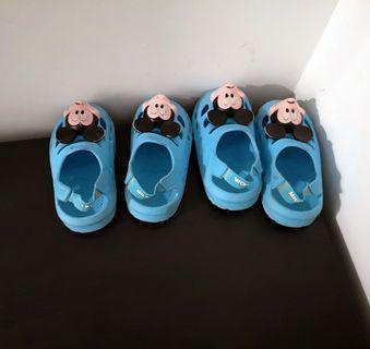 🚚 Mickey Mouse Baby Shoes size 24