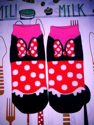 🚚 Minnie Mouse Ankle Socks