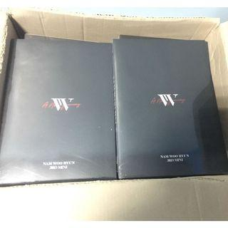 [IN STOCK] NAM WOO HYUN [A NEW JOURNEY] (BIG SIZE LIMITED EDITION VER.)
