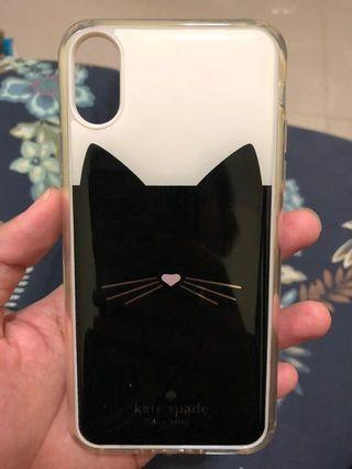 Case iPhone X kate spade