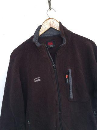 CANTERBURY JACKET FLEECE