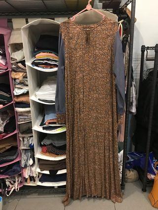 Dress/gamis