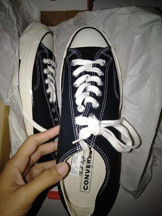 Sepatu Converse 70s low baru di beli