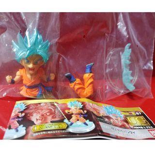龍珠超 UG 07 扭蛋 孫悟空 全新日版1隻 Dragon Ball Super Saiyan Son Gokou 超級撒亞人 超藍 SSGSS