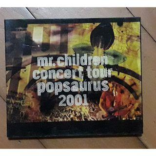 Mr. Children concert tour 2001