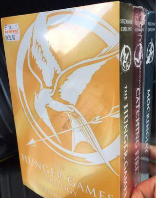 📚 Hunger Games Complete Series