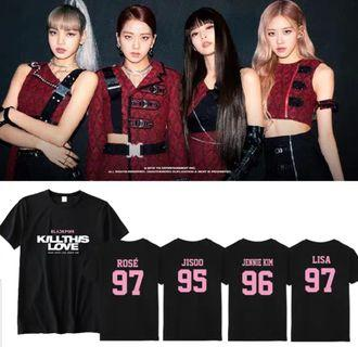 Preorder: Kill this love shirt
