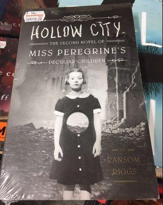 📚 Hollow City: Miss Peregrine's 2nd Novel