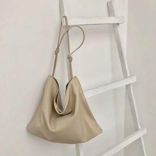 Knot Details Tote Bag