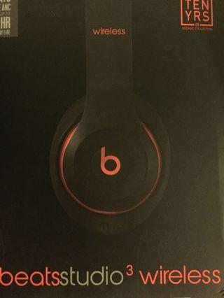 beats solo3 wireless 無線耳罩式耳機(可議