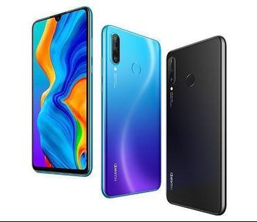 Huawei P30 Lite (6GB/128GB) Local Set with 2 Years Warranty