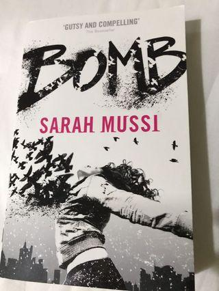🚚 Bomb by Sarah Mussi