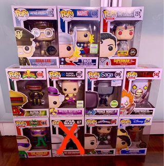 Funko POP Crazy Clearance Sales