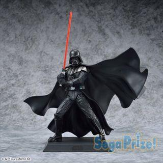 (32cm) Star Wars Darth Vader Premium Limited Series figure (original from Japan)