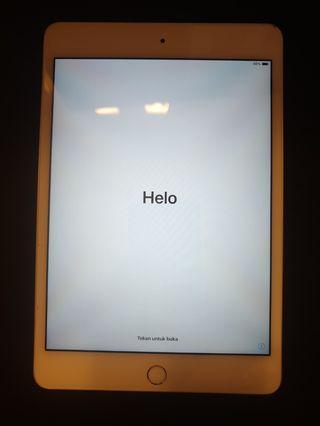 Ipad mini 4 Silver 16GB WiFi