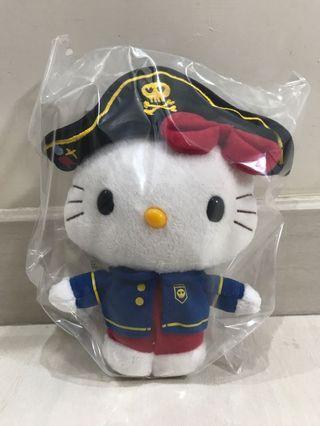 Hello Kitty x McDonald's Kitty Lab 毛公仔(海盜版)
