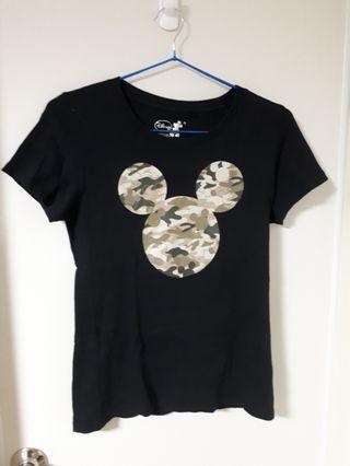 🚚 女裝 Uniqlo迷彩Disney