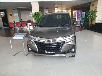 Toyota Avanza G