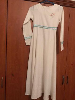 Dress budak 7.8 tahun