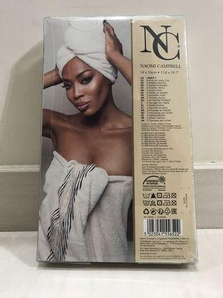 Naomi Campbell Bath Towel (1盒兩條)