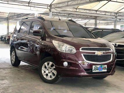 Knockdown Sale 2015 Chevrolet Spin 1.5 LTZ Gas Automatic  only P10T monthly at 30% DP