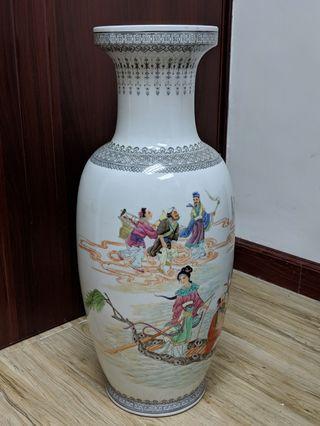 瓷器大花瓶