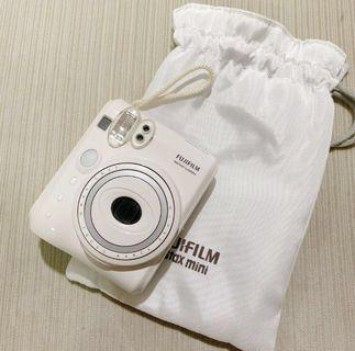 Fujifilm instax mini 50s piano white