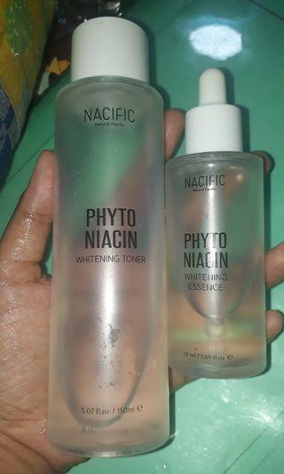 toner+serum phyto niacin nacific