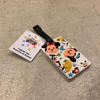 2019迪士尼行李掛牌