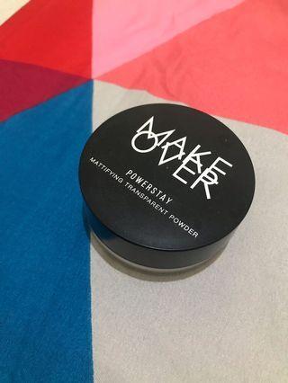#BAPAU Make Over PowerStay Mattifying Transparent Powder