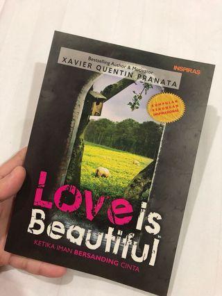 Love is Beautiful BUKU