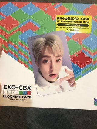 EXO-CBX  Xiumin小卡