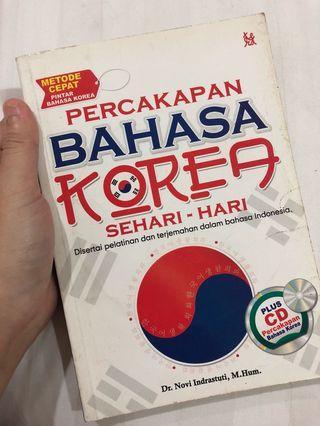 Percakapan Bahasa Korea Sehari-hari BUKU BELAJAR BAHASA KOREA